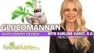 Professional Supplement Review - Glucomannan