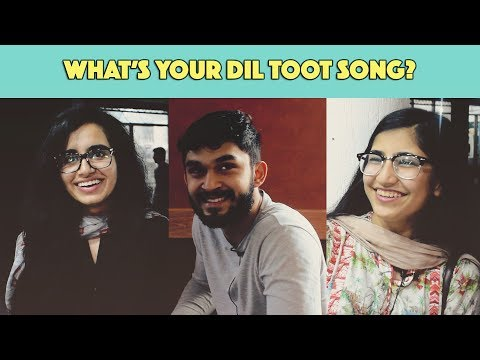 Bolo Pakistan | What's your Dil Toot Song? | MangoBaaz
