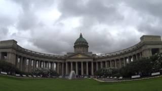 Поездка в Санкт - Петербург  - трейлер