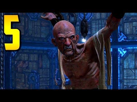 "God of War 3 - Part 5 ""DAEDALUS"" (Gameplay/Walkthrough)"