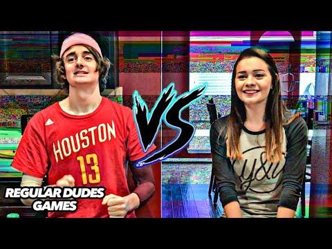 Download REGULAR DUDES GAMES ALL-STARS (Logan VS Ally) [ROUND 1]