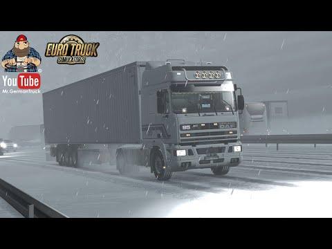 [ETS2 V1.36] On The Road *von Winterchaos Part2 & Frohes Fest*