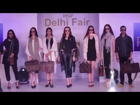 IHGF Delhi Fair, Autumn 2015- Day 1