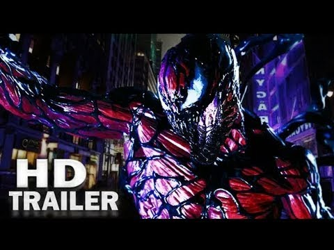 Venom 2 Maximum Carnage 2019 Trailer Fan Art Hd Youtube