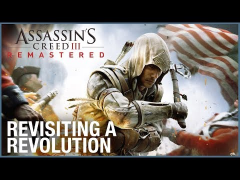 Assassin S Creed Iii Remastered Revisiting A Revolution For The