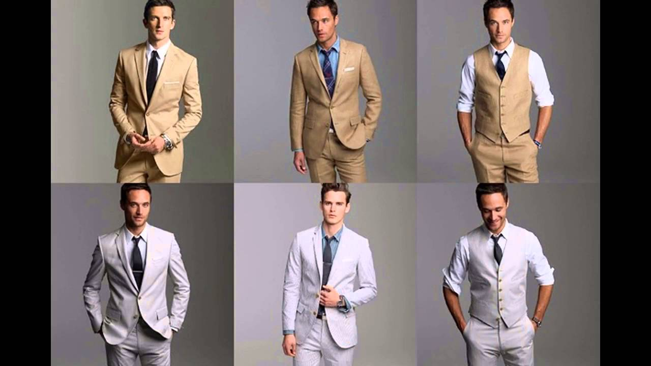 Outfits formales para hombre