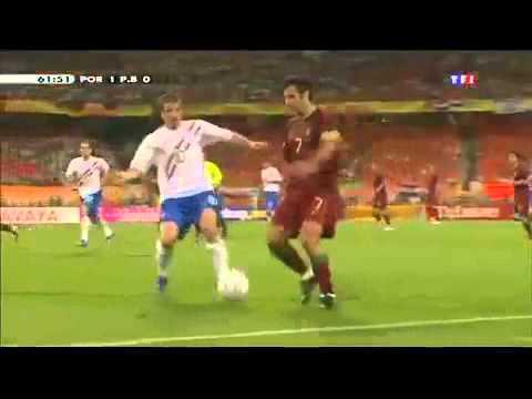 أعنف مباراة في تاريخ كرة القدم هولندا والبرتغال 2006