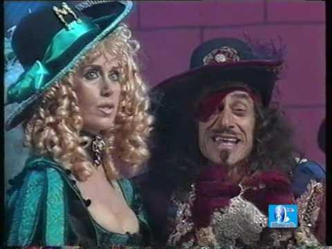 I 3 Moschettieri-Canale 5, 1 puntata