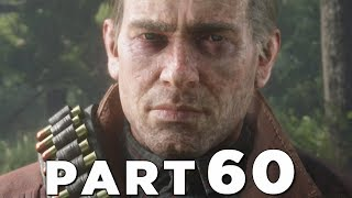 RED DEAD REDEMPTION 2 Walkthrough Gameplay Part 60 - CAPTAIN MONROE (RDR2)