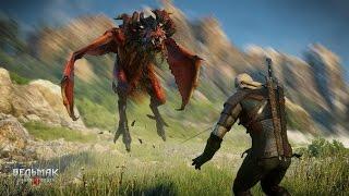 PS4 The Witcher 3 Wild Hunt №175 ДРАКОН