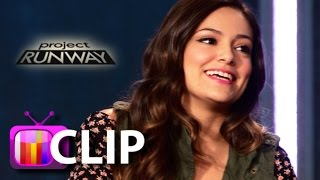Project Runway: Bethany Mota Guest Judges With Heidi Klum