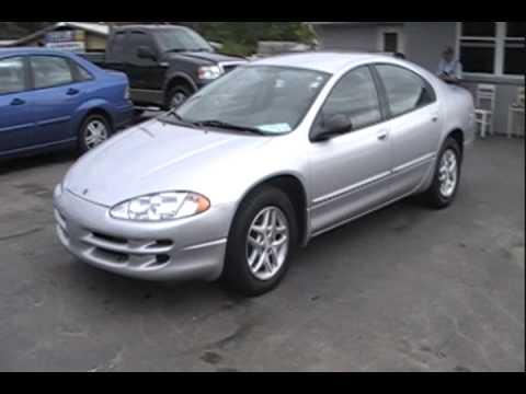 2002 Dodge Intrepid Se Youtube