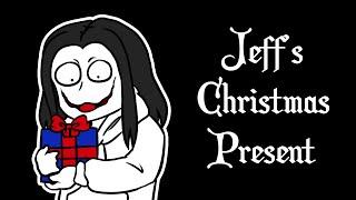 JEFF THE KILLER'S CHRISTMAS PRESENT! (Animation)