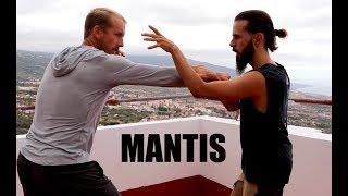 Praying Mantis Combat Kung Fu | Chinese Martial Arts