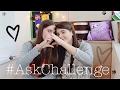 #AskChallenge   Anya x Tanya  