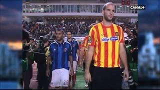 Reportage Canal+ sur la Final Esperance Tunis 1 vs 2 Al Ahly