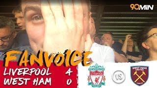 Liverpool 4-0 West Ham | Salah, Sturridge and Mane goals smash West Ham 4-0 as Liverpool top the PL!