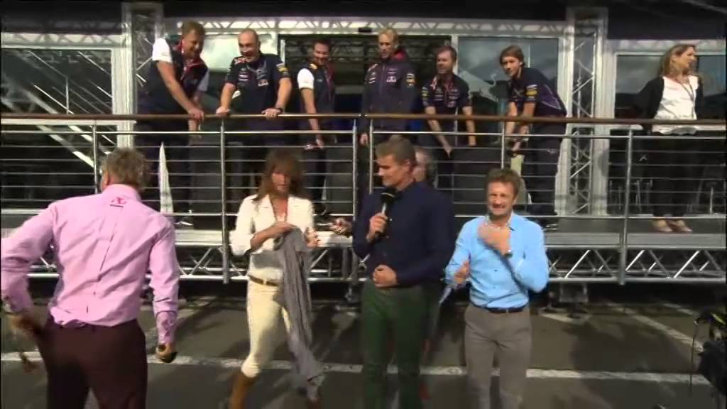 F1 News Bbc F1 Bbc Team Ice Bucket Challenge - Youtube