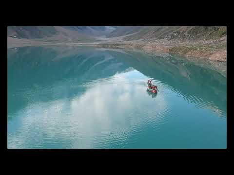 Saif Ul Maluk Lake | Naran | Kaghan | DJI SPARK | Aerial View/Drone View | 4K (upgraded)