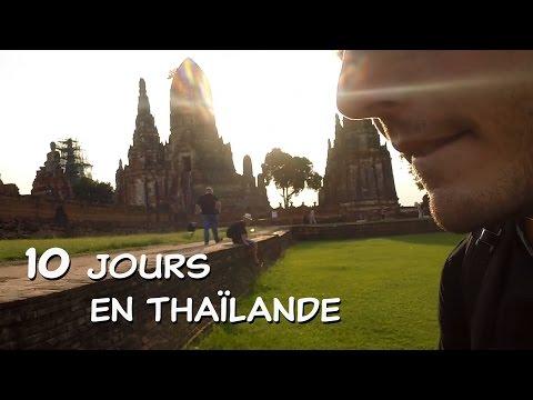 10 jours en Thaïlande - Voyage improvisé