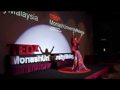 The Safest Space is a Poem | Melizarani T. Selva | TEDxMonashUniversityMalaysia