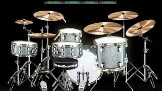 Download Video Andra And The Backbone - Dengarkan Aku (VirtualDrumming) MP3 3GP MP4