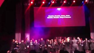Ruach Ministries Live at Kingdom Worship Movement Conference - Jan 2012 - Part 3