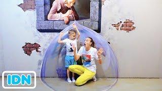 Vlad dan Mama Bermain Petak Umpet | Waktu Bermain Keluarga yang Menyenangkan