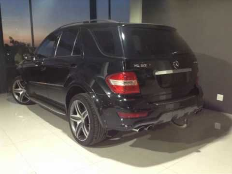 2010 Mercedes Benz M Class Ml63 Amg Auto For Sale On Auto Trader