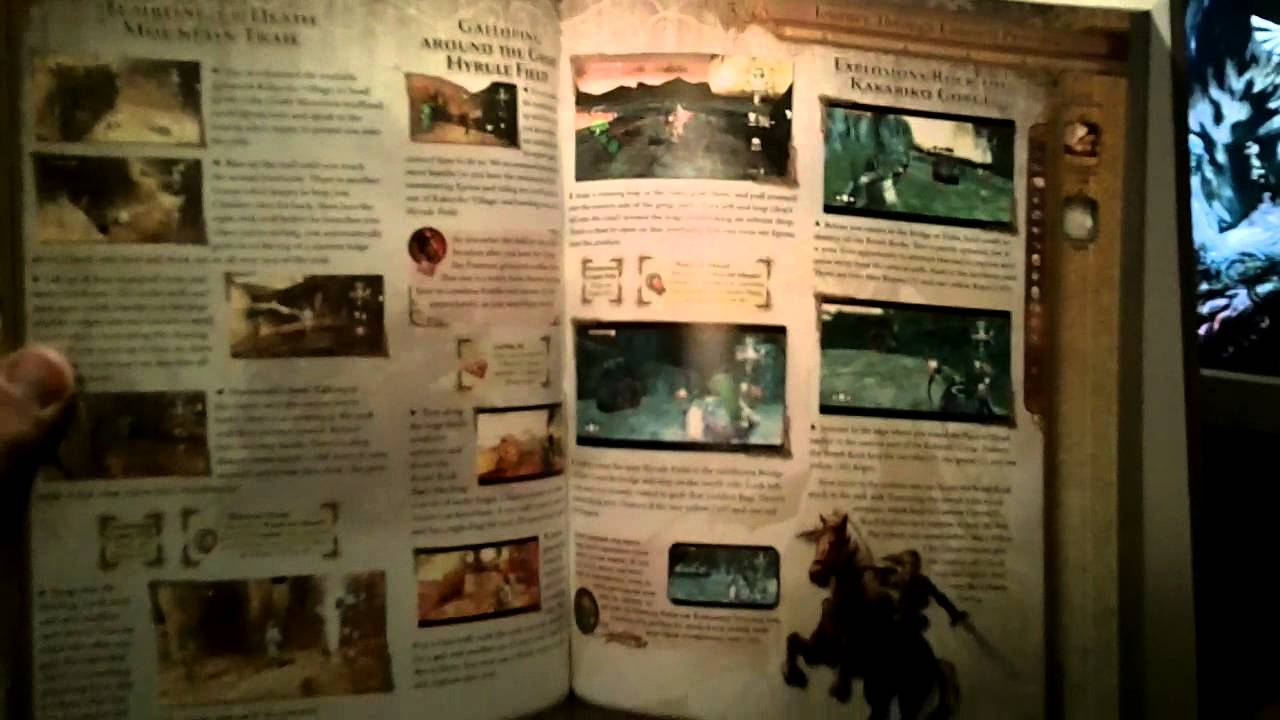 legend of zelda twilight princess collectors edition guide review rh youtube com twilight princess prima guide pdf twilight princess hd prima guide