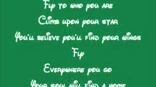 Tinker Bell-Fly To Your Heart Lyrics