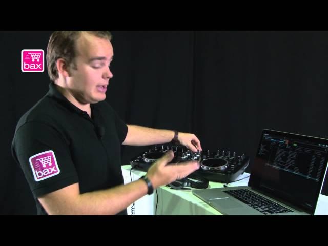 DJ Startersset - Pioneer DDJ Ergo-K set