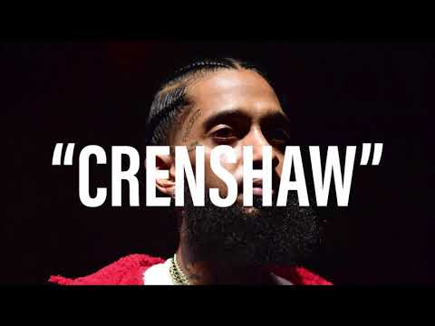 "[FREE] Nipsey Hussle Type Beat 2019 ""Crenshaw"" | @illWillBeatz"