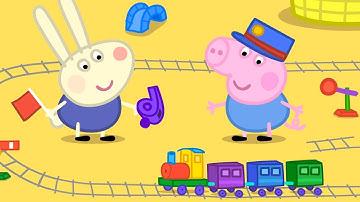 Peppa Pig Français | Peppa Pig Saison 03 Épisode 08 | Dessin Animé
