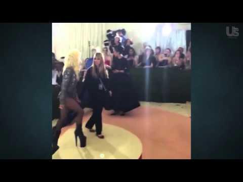 Lady Gaga Rocks the Craziest Heels at 2016 Met Gala