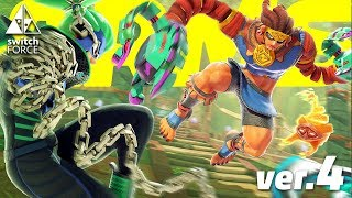 ARMS 4.0 Update is Here! Let's Try the New Character Misango!! thumbnail