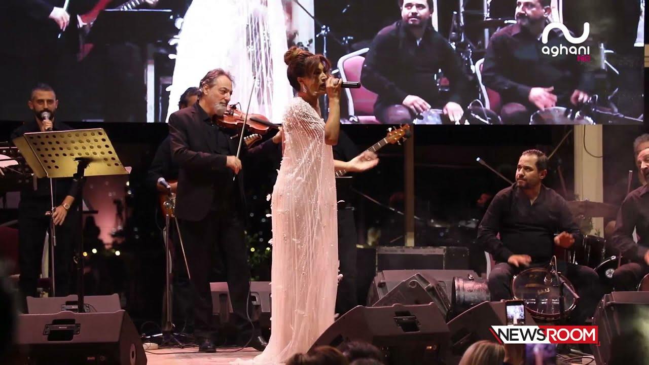 كواليس حفل نوال الزغبي في سوريا وهذا ما حصل معها على المسرح!