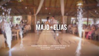 Majo & Elias - Wedding Film Highlights // Atlixco, Puebla