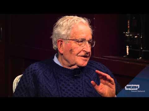 Noam Chomsky and Kade Crockford Discuss Terrorism and Civil Liberties