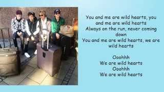 Wild Hearts-The Fooo Conspiracy-Lyrics