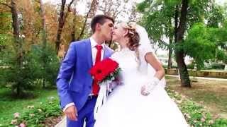 Свадебная прогулка Маши и Стаса