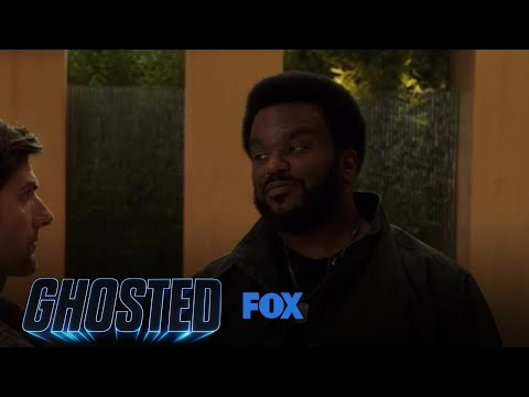 Max Tries To Set Leroy Up With A Hot Cop   Season 1 Ep. 3   GHOSTED