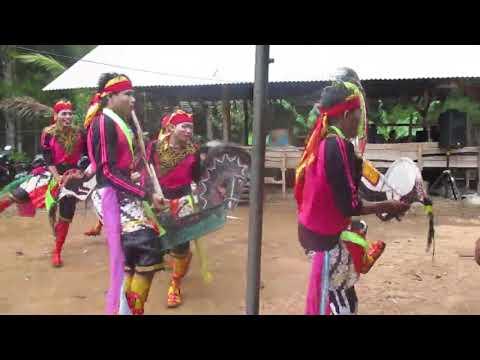Tari Prajuritan ebeg Wahyu Aji Mbangun Budoyo