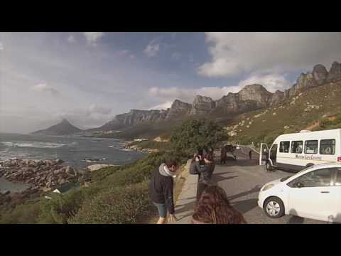 G Adventures South Africa STA Travel FAM April 2016