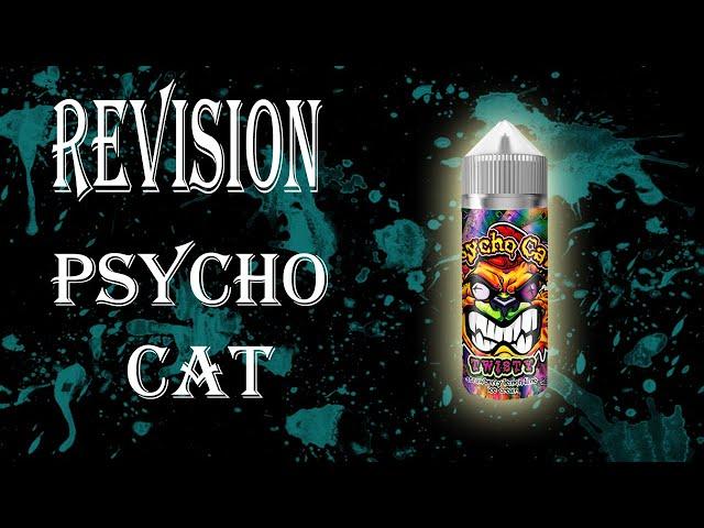 Revisión de líquidos PSYCHO CAT en Español