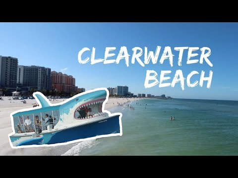 Weekend Visit To Clearwater Beach • Attractions In Clearwater Beach