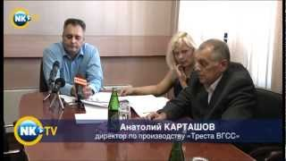 Из Кузнецка на Запсиб попадем не скоро(Кроме газопровода нет согласований с ГАИ. © NK-TV (http://nk-tv.com), 2012-09-05T11:32:42.000Z)