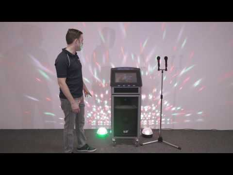Jukebox Karaoke Machine Hire Sydney- Party The Night Away