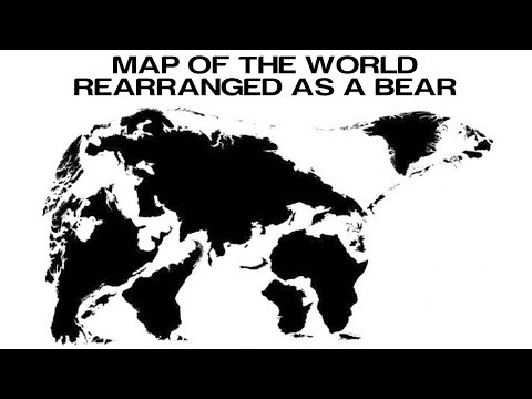 Useless Maps That Won't Teach You Anything #2