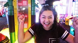 Who will win all the tickets?!? - Arcade Ticket Off
